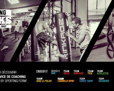 training weeks sporting form'