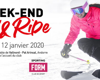 Vallnord Fit & Ride SportingForm 2020